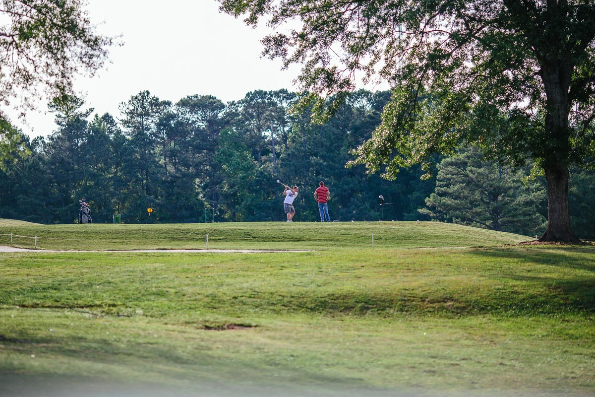 Point University Golf Club